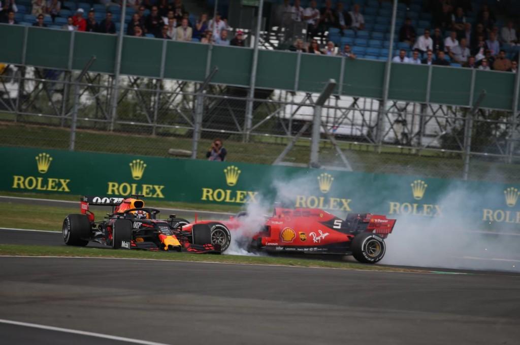 Vettel bocsánatot kért Verstappentől: Az én hibám volt!