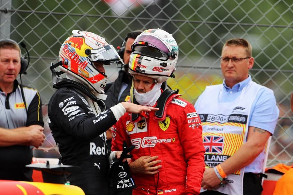 Vettel: Azért ne csak egyetlen kör alapján értékeljünk!