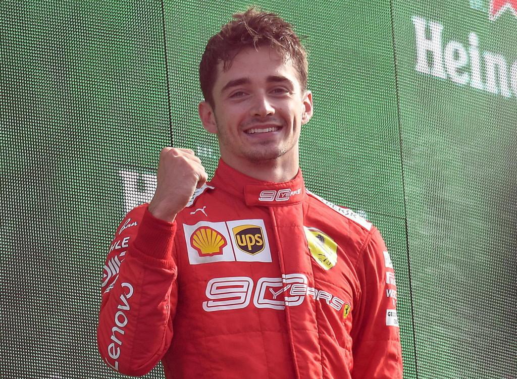 Mint Senna és Federer: Leclerc stílusát dicsérik az exferrarisok