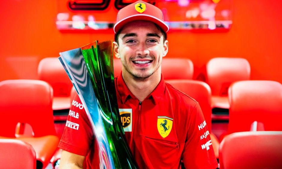 Győztes született: Leclerc előtt nincsenek határok