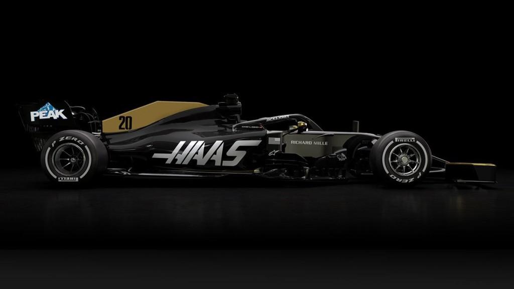 """Így mutat a Haas """"lecsupaszított"""" autója (kép)"""