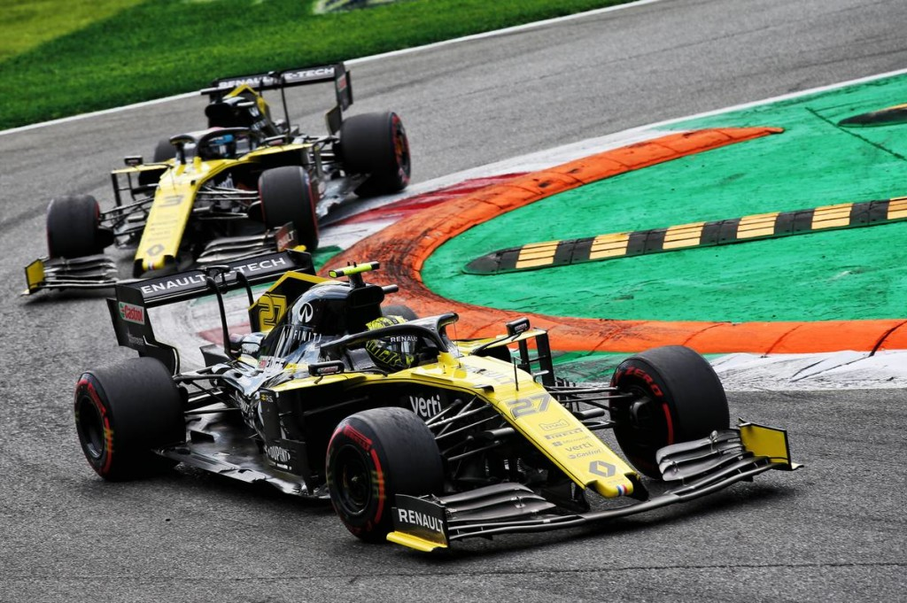 Már nincs akkora nyomás a Renault vállán