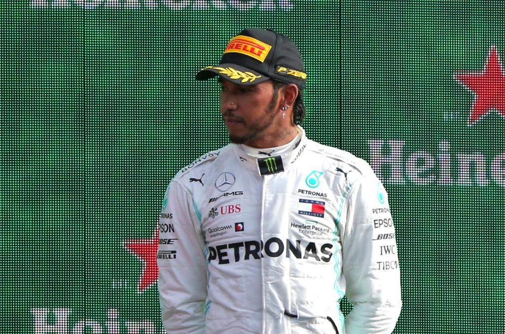 Hamilton: Én kaptam a legtöbb pfujolást Monza történetében