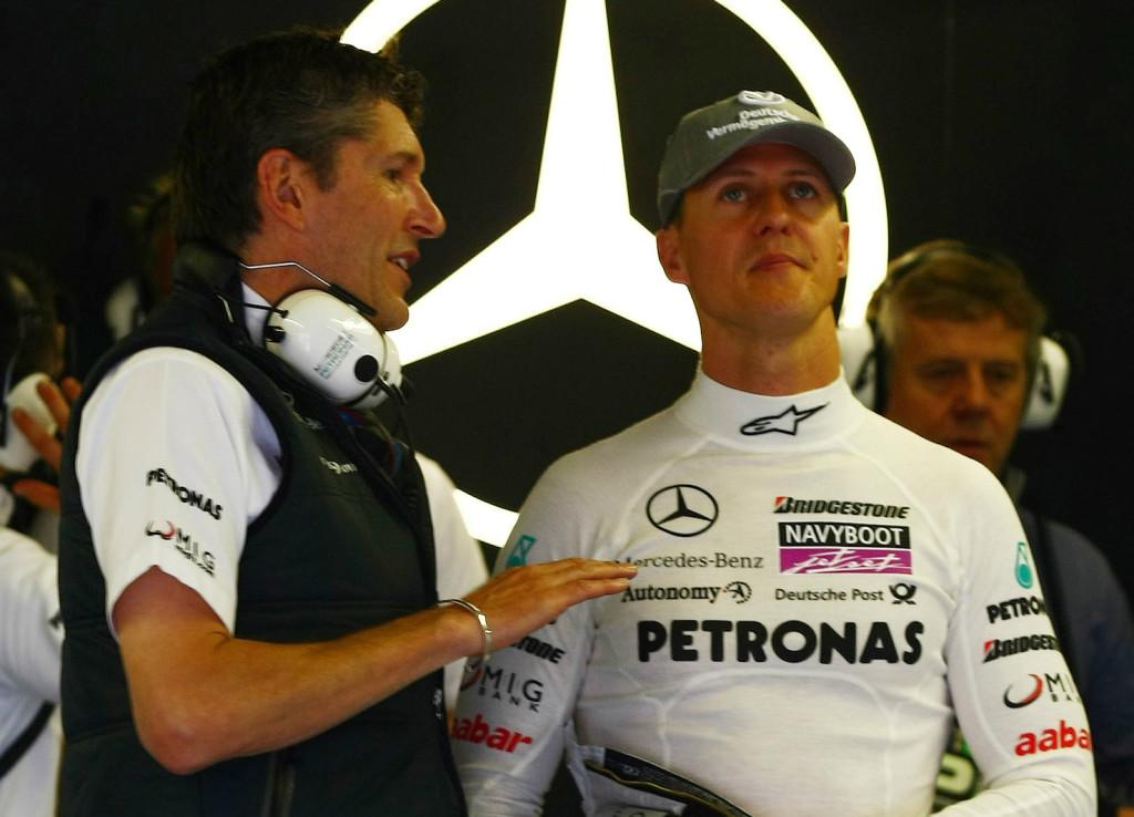 Exfőnök: Ha Schumacher családja megnyílna, sokakon segíthetne