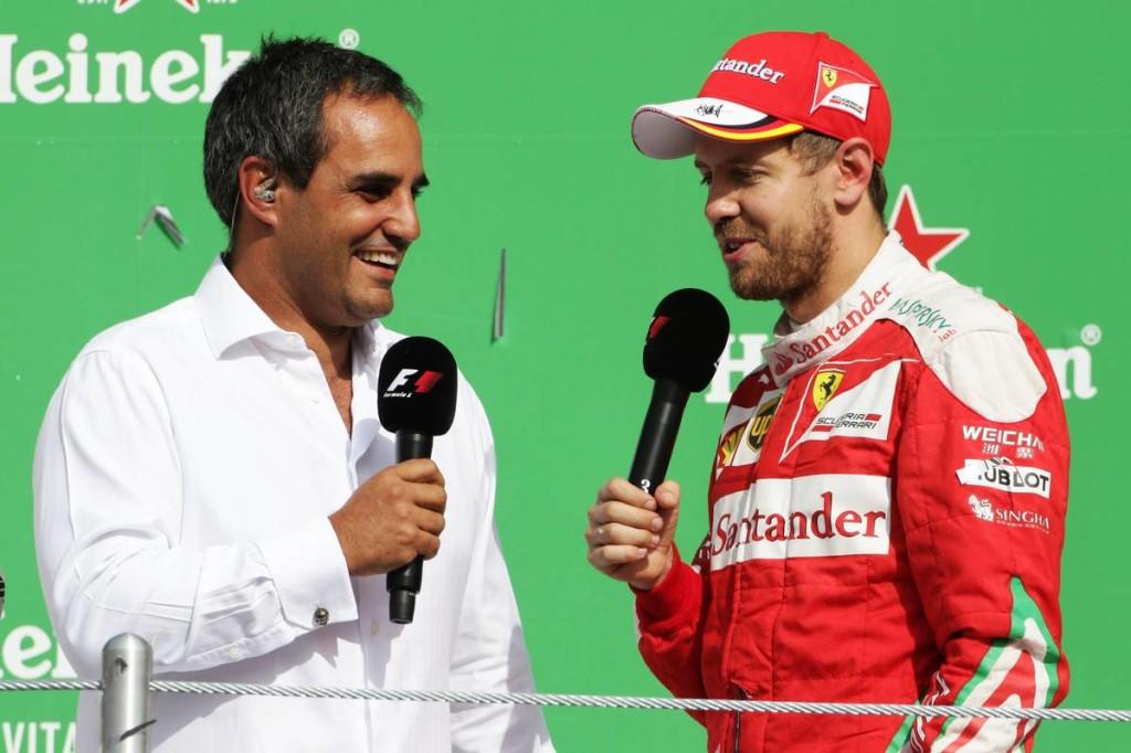 Montoya szerint Vettelnek technikai gondjai vannak