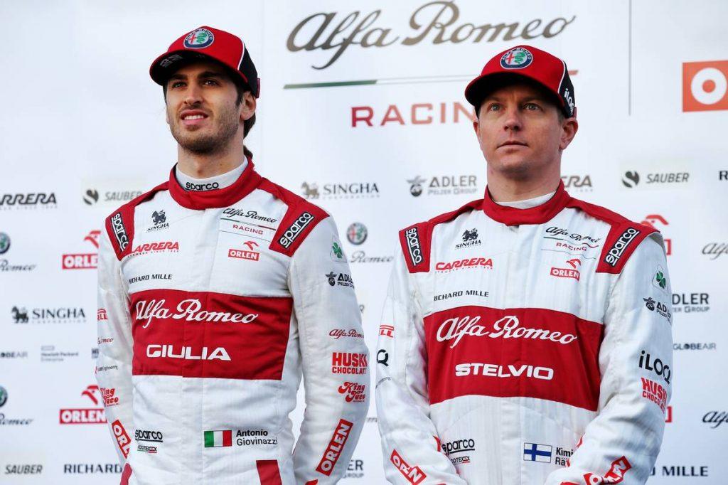Räikkönen folytatja – bejelentette 2021-es felállását az Alfa Romeo!
