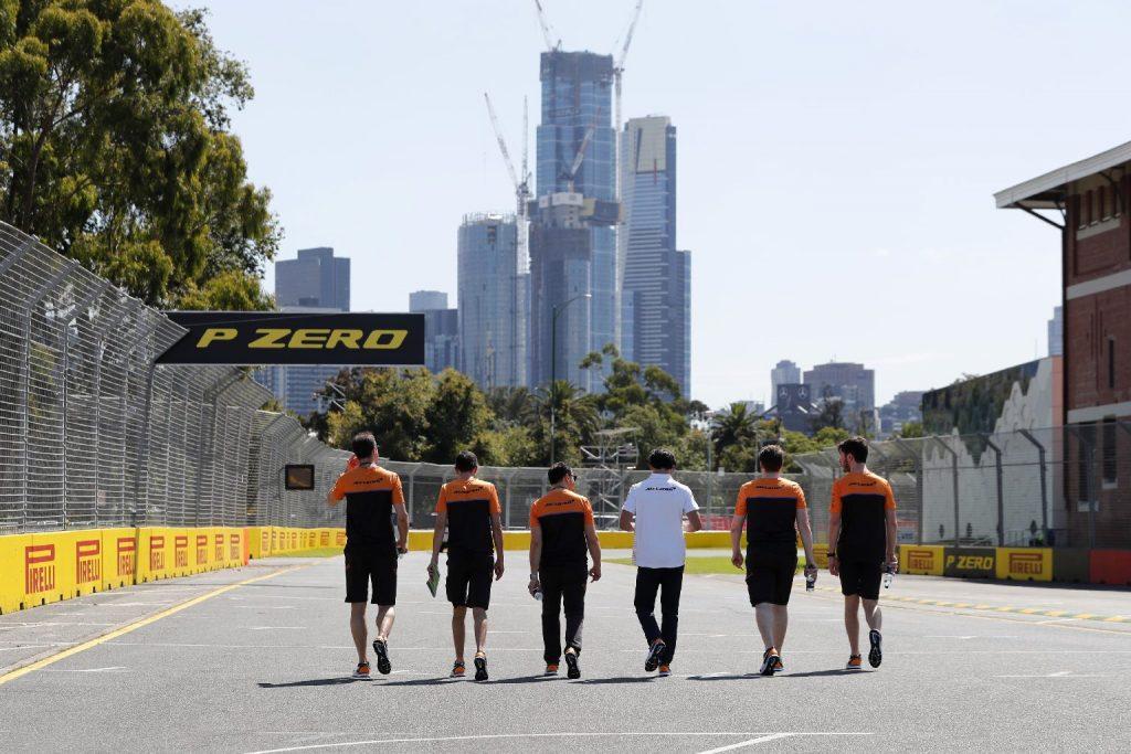 McLaren: Mindenki hazaért a karanténból!
