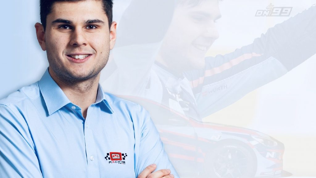 Nagy Dániel a WTCR tavalyi bajnokának csapatánál folytatja