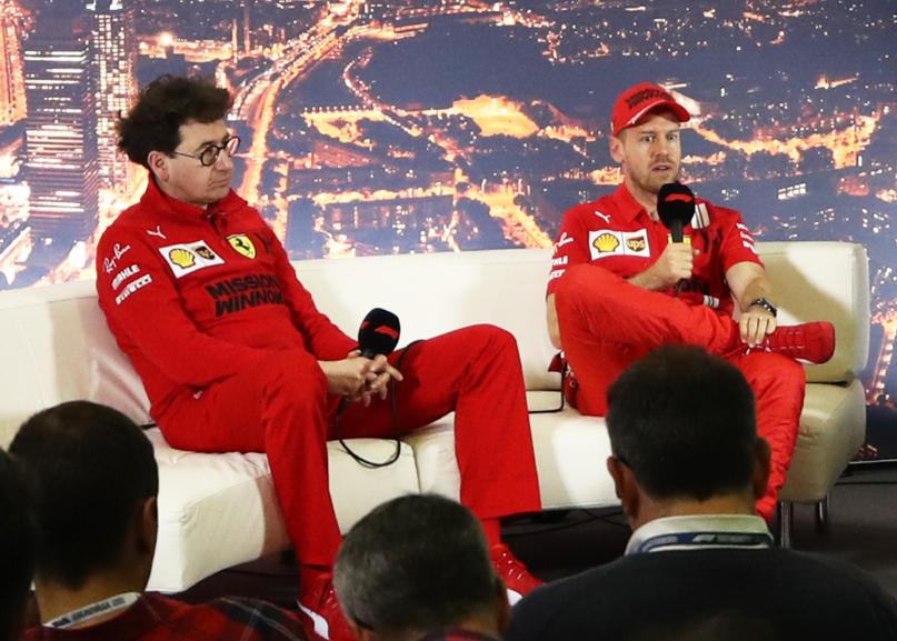Háromszor kellett elpróbálnia Vettel kirúgását Binottónak