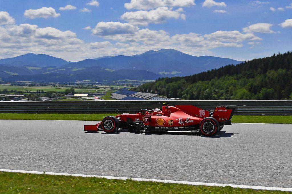 Ferrari: 0,7 másodpercet vesztünk az egyenesekben