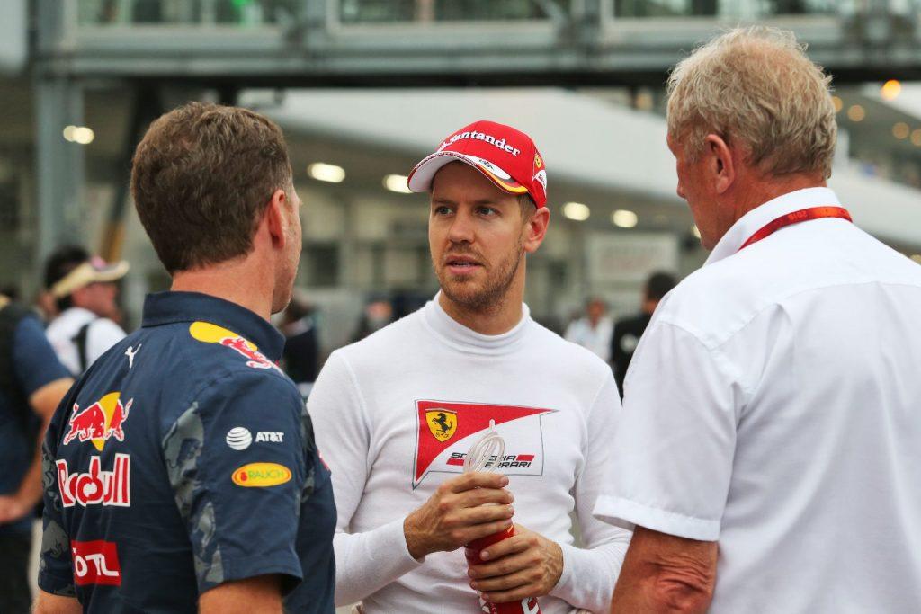 Vettel és a Red Bull-segítség: Markót hívta elsőként a kirúgása után