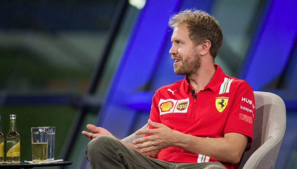 Vettel, az álmatlan éjszakát okozó hiba és a felismerhetetlen Ferrari