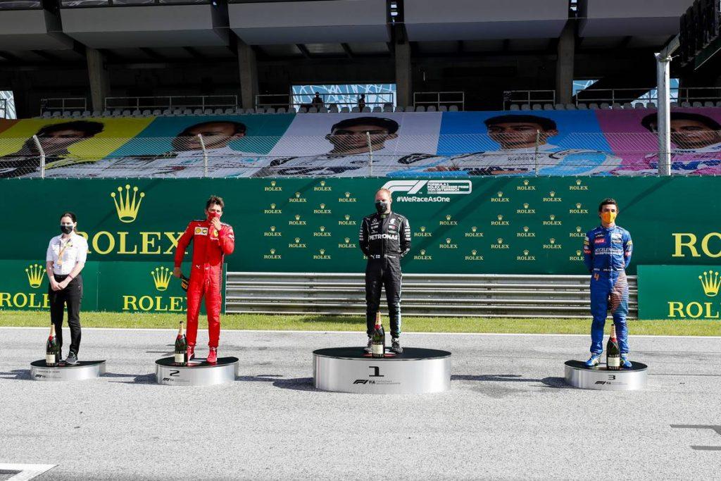 Bottas bajnokesélyes, Vettel szomorú árnyék – sajtóvisszhang