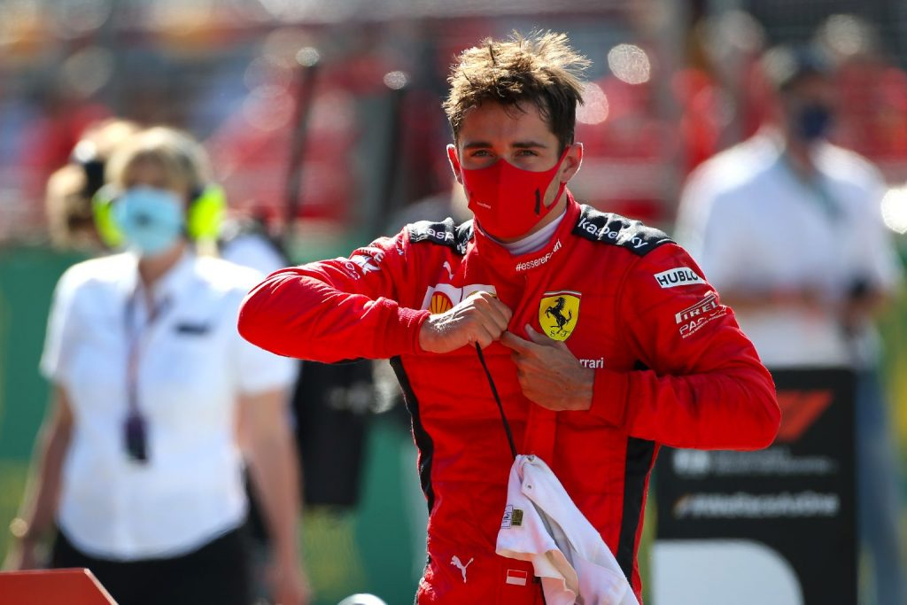 Leclerc: Ez most felért egy győzelemmel