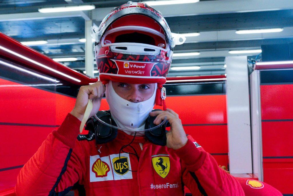 Leclerc nem teljesen érti, hogy lett negyedik a Ferrarival