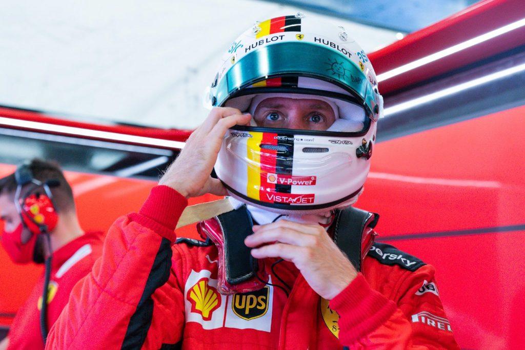 Ezért nem sürgeti az idő Vettelt a Racing Point-kérdésben