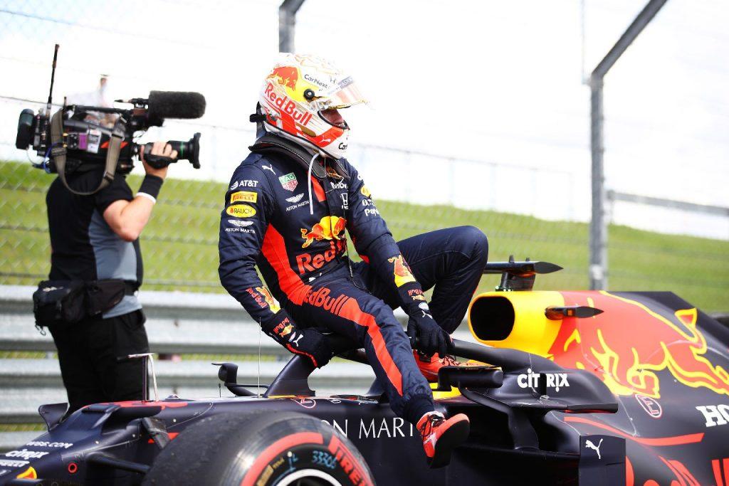 50 vágást talált a Red Bull Verstappen gumiján