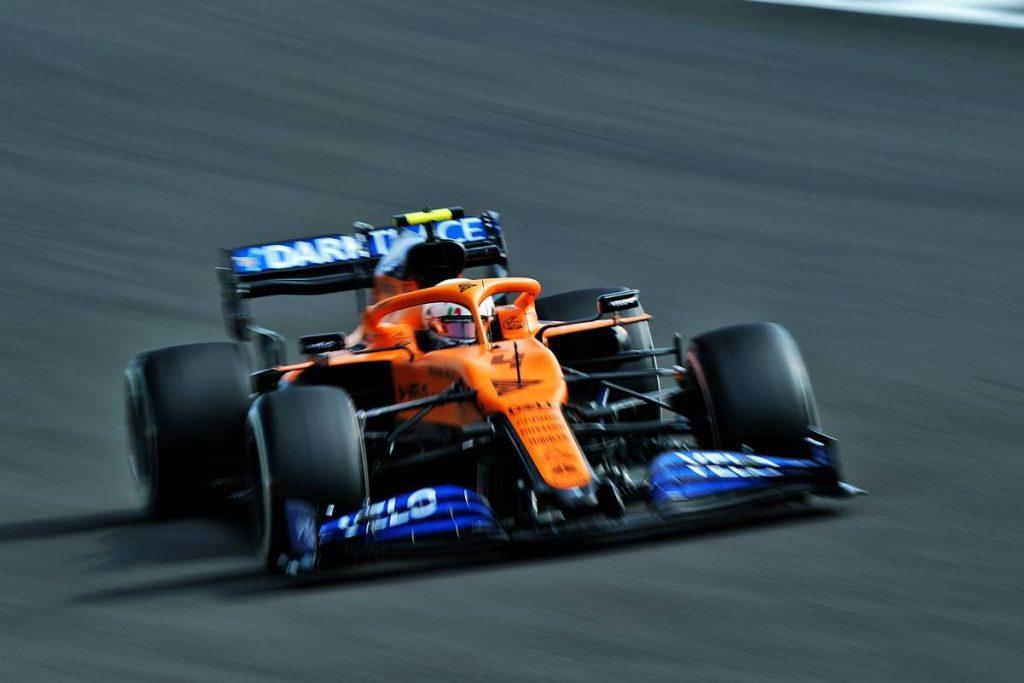 Már megint a hajrá: Norris egyik legjobb F1-es körét villantotta