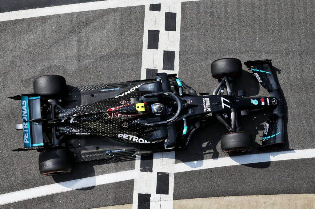 Valtteri Bottas volt a leggyorsabb az időmérő előtt