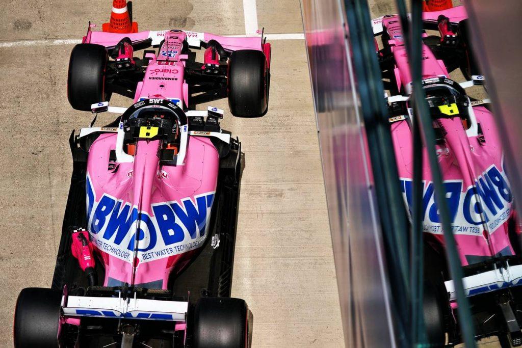 Racing Point: Legálisan hasonlít a fékhűtőnk a Mercedesére