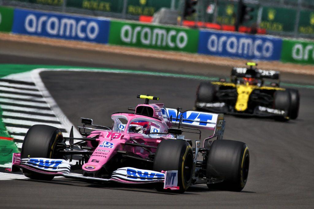 Harmadszor is óvott a Renault a Racing Point ellen