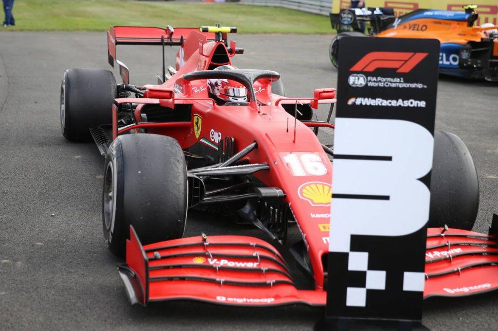 A Ferrari jövőre újra rendszeresen a dobogón lenne