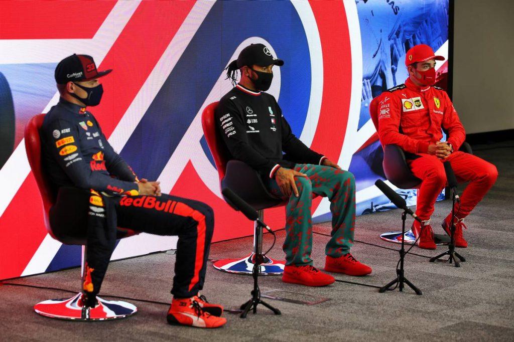 Verstappen és Leclerc máris bajnokká avatta Hamiltont...