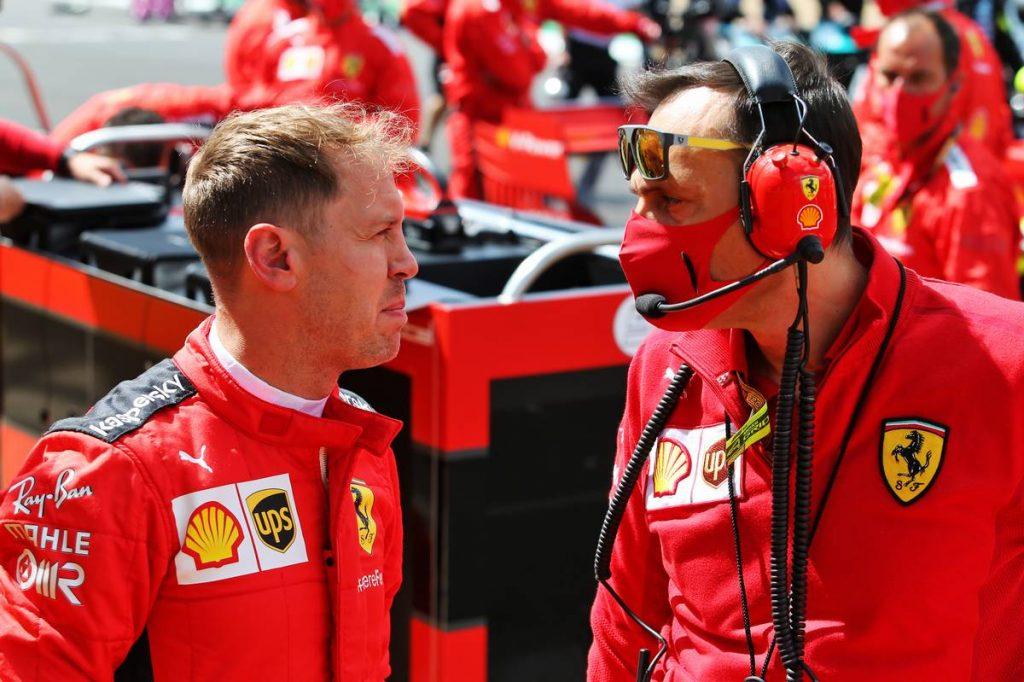 Vettel: Valami alapvető hiba van – vagy nálam, vagy az autón