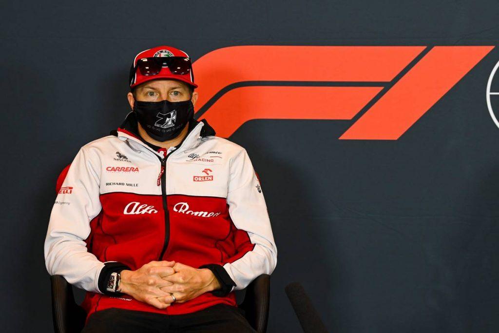 Räikkönen: Még egész jól vezetek – egyszerű volt a döntés