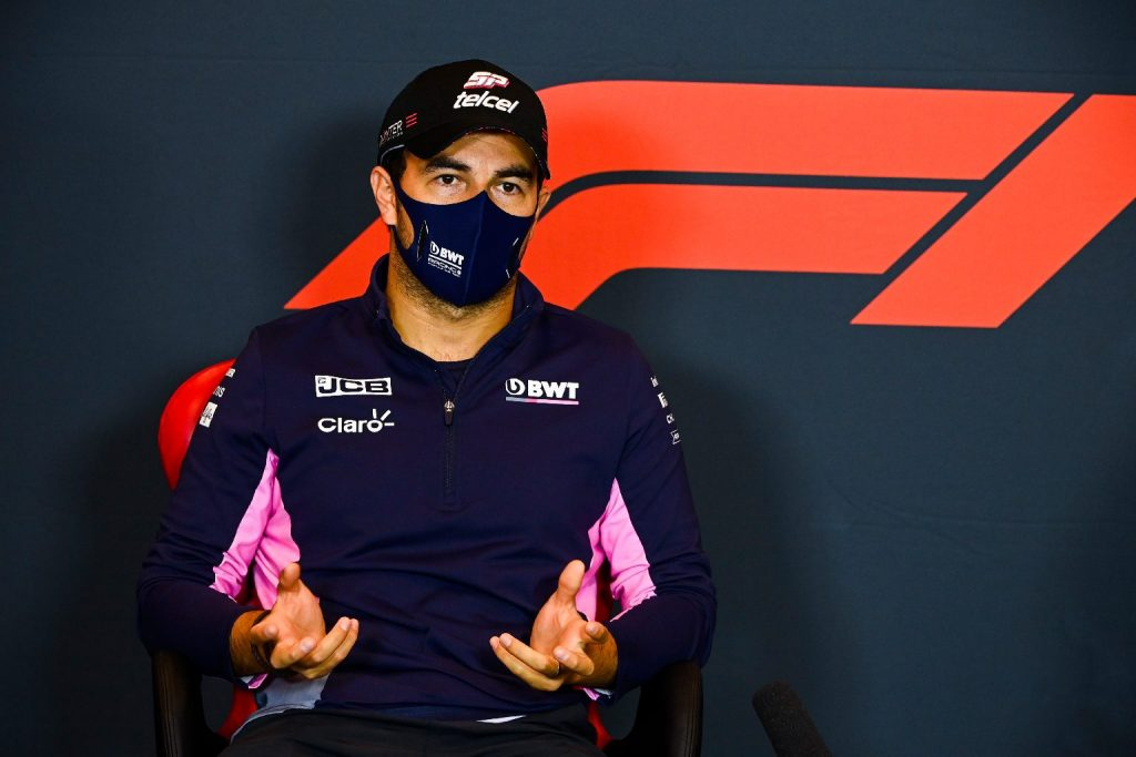 Pérez nem második számúnak menne a Red Bullhoz