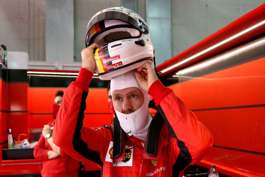 Vettel szájkosarat kaphatott a Ferraritól?