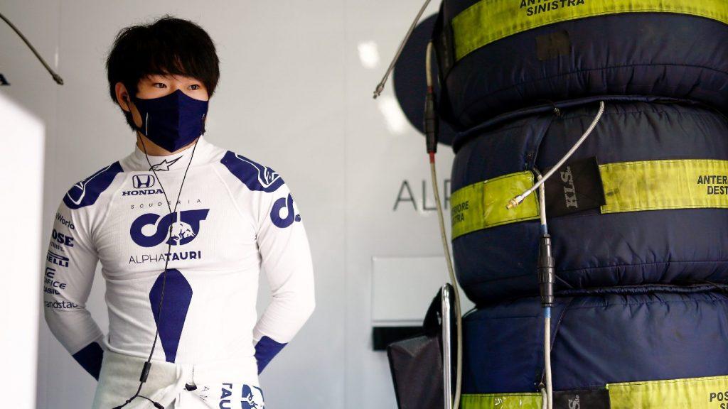 Imolában tesztel a Red Bull F1-es ülésre pályázó japán tehetsége