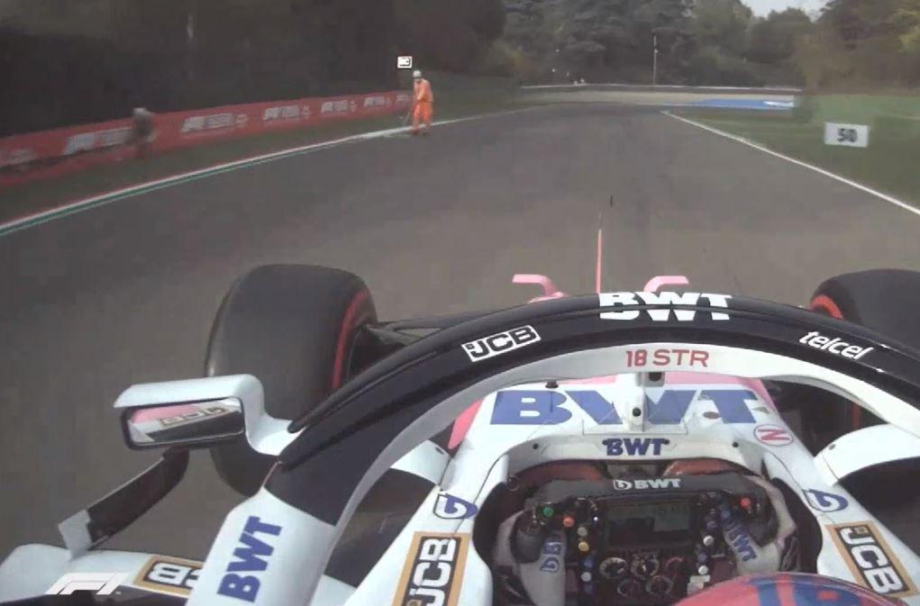 Elgondolkodtatta az imolai veszélyes jelenet az FIA-t