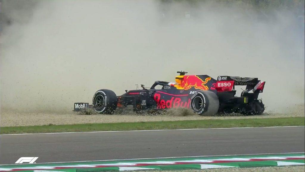 """Verstappen és az olasz """"bumm"""""""