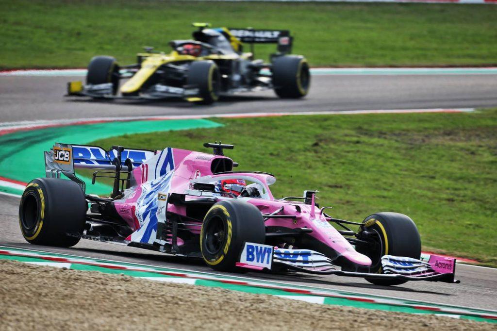 Pérez: Gyakorlatilag odaadtuk a dobogót Ricciardónak