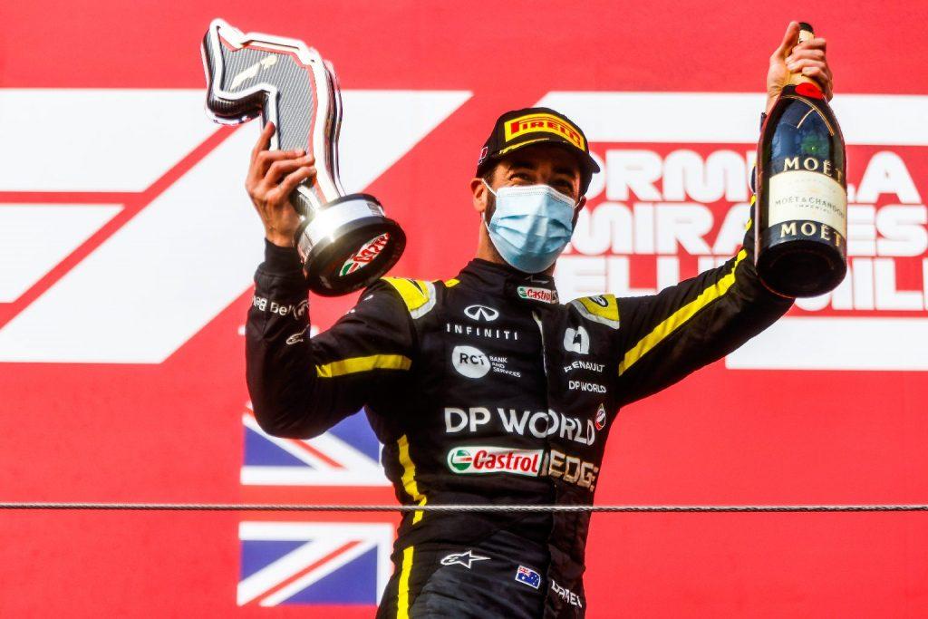 Brawn: Ricciardo zseniális, az egyik legjobb az F1-ben