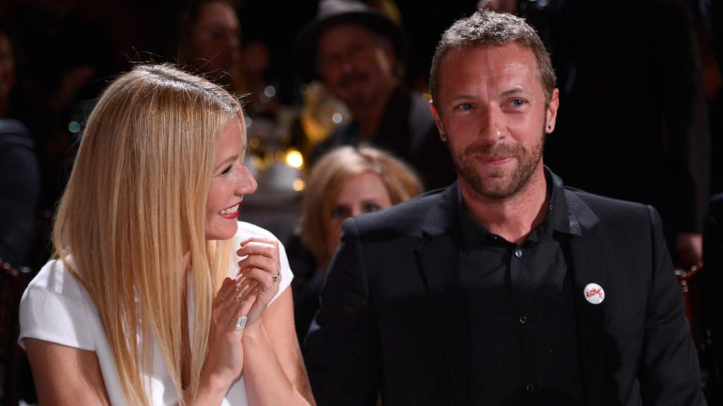 Gwyneth Paltrow és Chris Martin. fotó: Getty Images