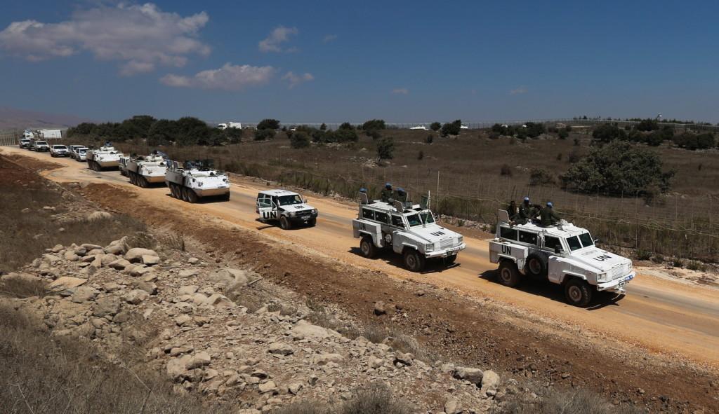 Nem ismeri el Izrael fennhatóságát a Golán-fennsík felett az unió