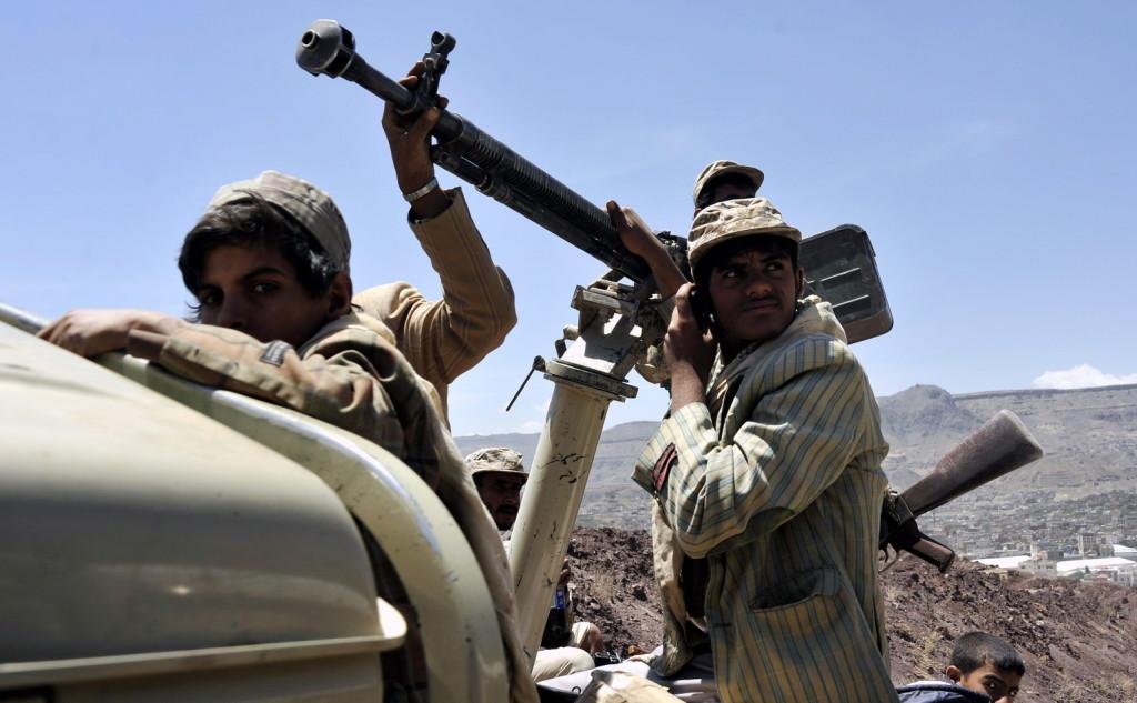 Háborús bűnökkel vádolják a jemeni húszikat