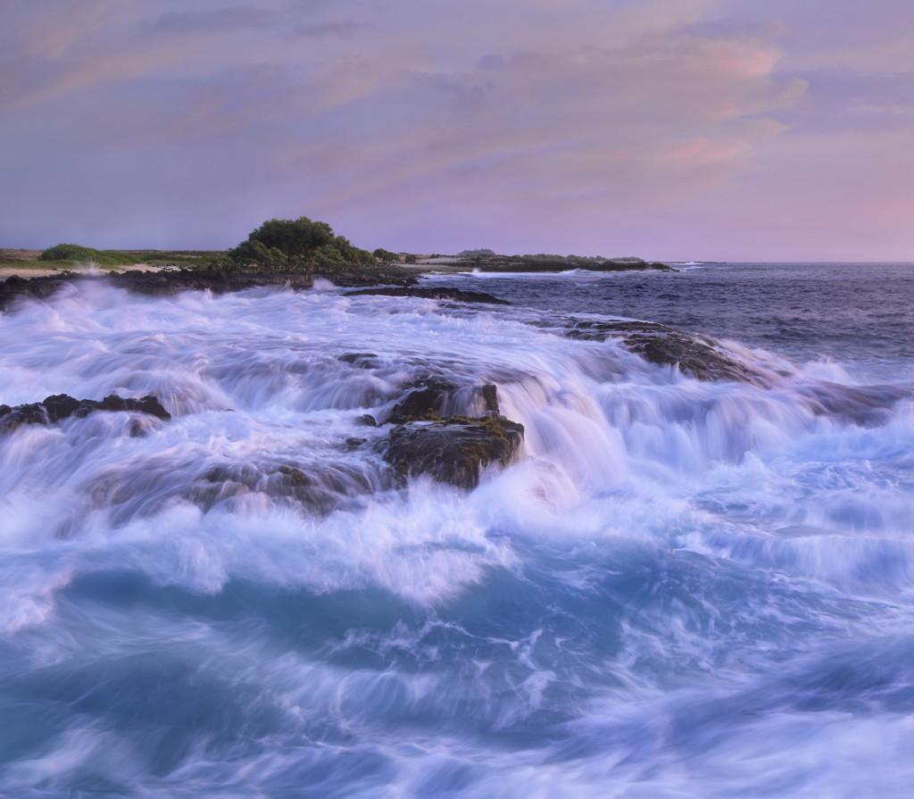 Illusztráció - Csendes-óceán Hawaiinál (Fotó: AFP)