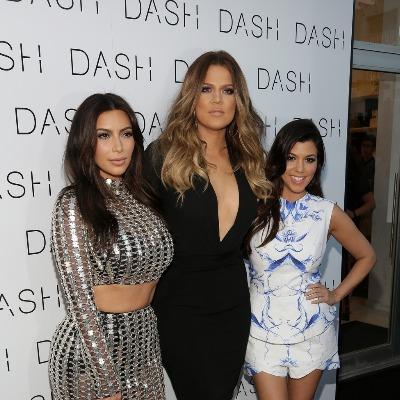 Íme Kardashian-lányok ma, csak összehasonlítás képpen. Fotó: Sipa USA