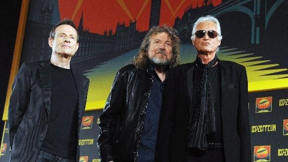 Exkluzív fotóalbum érkezik a Led Zeppelinről