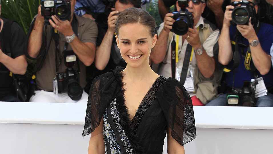 Natalie Portman. Fotó: Camera Press