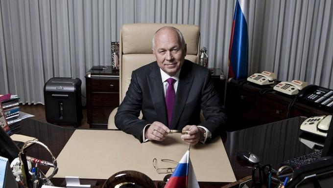Sergey Chemezov YotaPhone Rostech