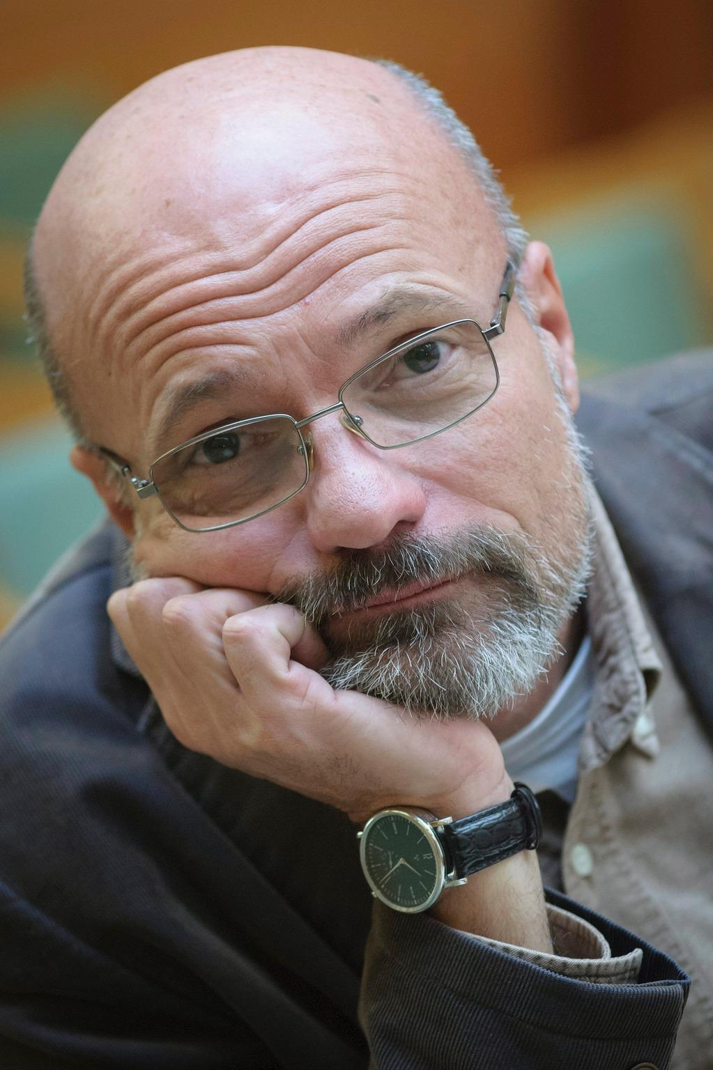 Zacher Gábor toxikológus. MTI Fotó: Czeglédi Zsolt