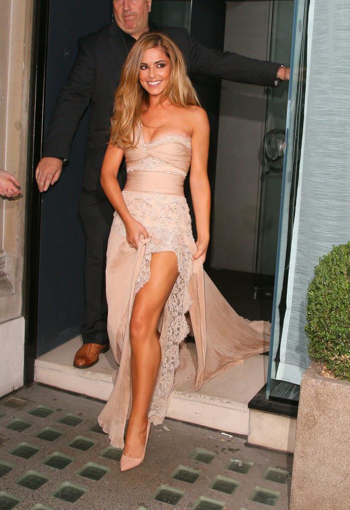 Cheryl tavaly nyáron. Fotó: GC Images