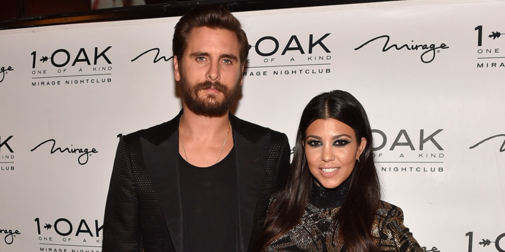 Kourtney Kardashian nem tud és nem is akar elszakadni párkapcsolatban élő exétől
