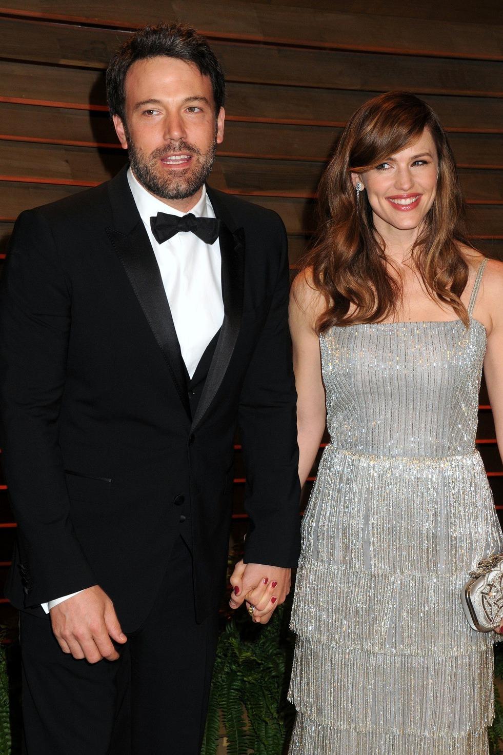 Jennifer Garner és Ben Affleck. Fotó: Sipa USA