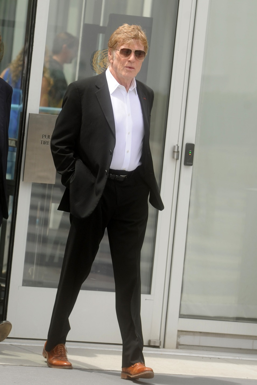 Robert Redford. Fotó: Photoshot (UPPA)