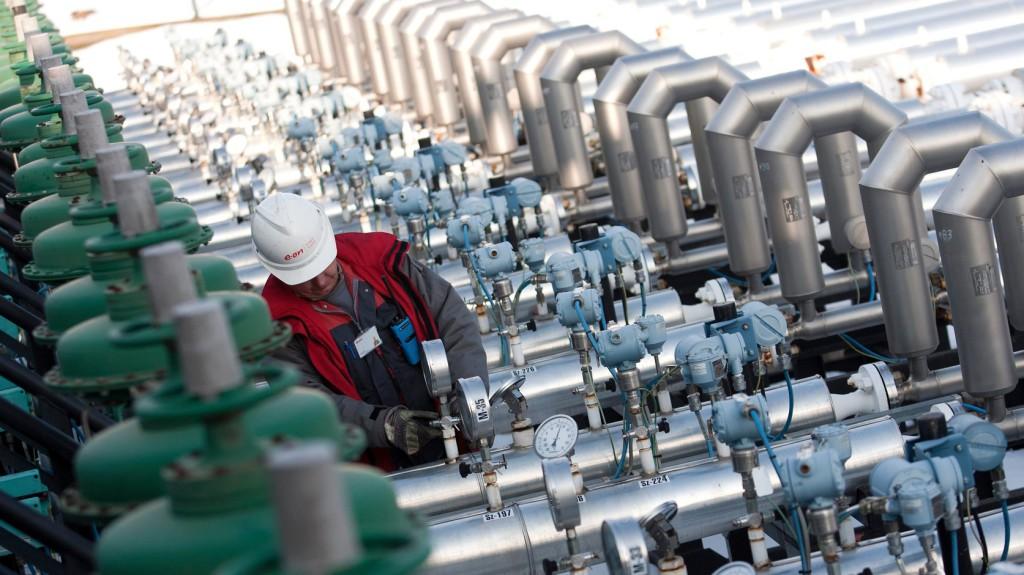 Biztosított a téli gázellátás